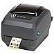 Zebra GK420t Direct Thermal/Thermal Transfer Printer - Monochrome - Desktop - Label Print - 4.09