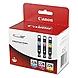 Canon CLI-226 Ink Cartridge - Cyan, Magenta, Yellow - Inkjet - 1 / Each