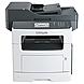 Lexmark MX511DE Laser Multifunction Printer - Monochrome - Plain Paper Print - Desktop - Copier/Fax/Printer/Scanner - 42 ppm Mono Print - 1200 x 1200 dpi Print - 42 cpm Mono Copy - 4.3