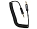 Griffin Technology GC17055 Auxiliary Audio Cable - Coiled - Black