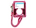 Liz Claiborne SLRUE804-650 iPod Nano Carry Case - Metallic Pink