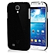 V7 Metro Anti-Slip Case for Galaxy S4 Sand Finish Semi-Flexible Phone Case - Smartphone - Black - Textured - Sand - Polycarbonate Plastic