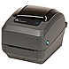 Zebra GX430t Thermal Transfer Printer - Monochrome - Desktop - Label Print - 4.09