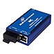 IMC MiniMc-Gigabit Twisted Pair to Fiber Media Converter - 1 x RJ-45 , 1 x SC - 1000Base-T, 1000Base-LX