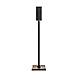 OmniMount Gemini1B Speaker Stand - Steel - Black