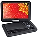 VOXX Electronics DS2058 Portable DVD Player - 10.2