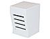 Zagall Inc. GC-CR-SD4SD 4 Slot Memory Card Reader - USB Mini - White