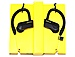 Jabra Sport Pace Earset - Stereo - Yellow, Black - Wireless - Bluetooth - 32.8 ft - 32 Ohm - 100 Hz - 10 kHz - Earbud, Over-the-ear - Binaural - In-ear