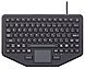iKey SkinnyBoard SB-87-TP-M Rugged Mobile Keyboard with Touchpad for In-Vehicle Installation