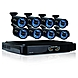 Night Owl 16 Channel Smart HD Video Security System with 2 TB HDD and 8 x 720p HD Cameras - Digital Video Recorder, Camera - 2 TB Hard Drive - 15 Fps - 720 - Composite Video In - Composite Video Out - 4 Audio In - 1 Audio Out - 1 VGA Out - HDMI