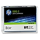 HP DDS-2 Data Cartridge - DDS-2 - 4 GB (Native) / 8 GB (Compressed) - 405.18 ft Tape Length - 1 Pack