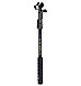 Digipower TP-QPGP 39-inch Quikpod Expert Selfie Stick with Smartphone Adapter - Black