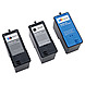Dell J4844 Ink Cartridge - Photo Color - Inkjet - 109 Page