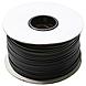 Steren Bulk Flat Modular Cable - 1000ft - Black