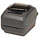Zebra GX430t Thermal Transfer Printer - Monochrome - Desktop - Label Print - 4.09