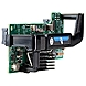 HP FlexFabric 10Gb 2-port 536FLB Adapter - PCI Express 2.0 x8 - 2 Port(s)
