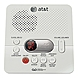 AT&T Digital Answering System with Time/Day Stamp - 1 Hour Digital - White