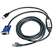 Avocent USB Cat. 5 Integrated Access Cable - 10ft