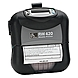 Zebra RW420 Direct Thermal Printer - Monochrome - Portable - Receipt Print - 4.09