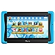 Kurio Xtreme 2 Android Tablet with Blue Bumper - Tablet - Android 5.0 - MTK Quadcore Processor - Google Play - 16G Internal Memory - 60+ Preloaded Games - First Multi-Player Body Motion Tablet - Preloaded 18 Motion Games - Parental Controls - Safe Web Sur