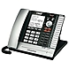 VTech ErisBusinessSystem UP416 DECT Standard Phone - Corded/Cordless - 4 x Phone Line - Speakerphone - Answering Machine - Hearing Aid Compatible - Backlight