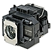 Epson V13H010L58 Replacement Lamp - 200 W Projector Lamp - UHE - 4000 Hour Normal, 5000 Hour Economy Mode