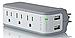 Belkin BZ103050QTVL Mini Surge with USB (Universal Serial Bus) Charging