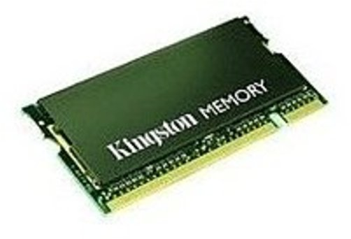 Kingston Technology KTL-TP1066/2G 2 GB 1066 MHz DDR3-1066/PC3-8500 204-pin SoDIMM Unbuffered RAM Module (KTL-TP1066_2G_C2) photo