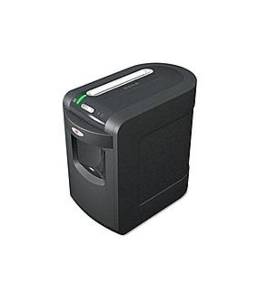 GBC Shredmaster 1757392 GEX106 Jam Free Cross-Cut Shredder - 10 Sheets - 6.5