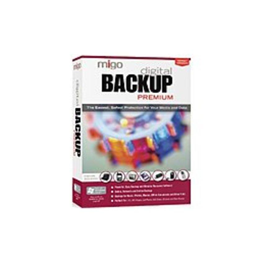 Migo Digital Backup Premium