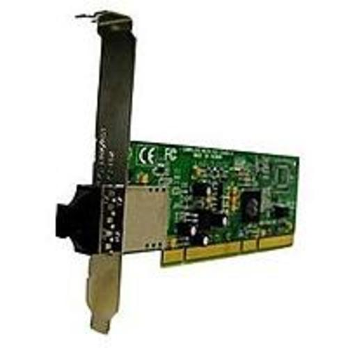 Transition Networks N-GSX-SC-01L Network Adapter - PCI - 1 x SC - 1000Base-SX