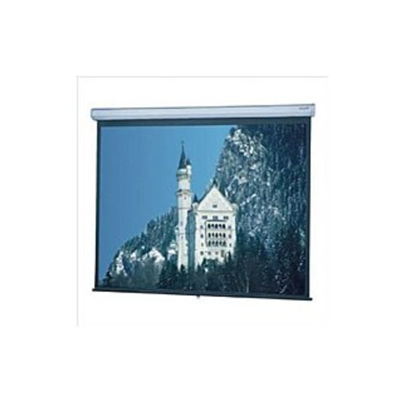 Da-Lite Model C 40239 120-inch Projection Screen - 92 x 69 inches - 4:3 - Matte White
