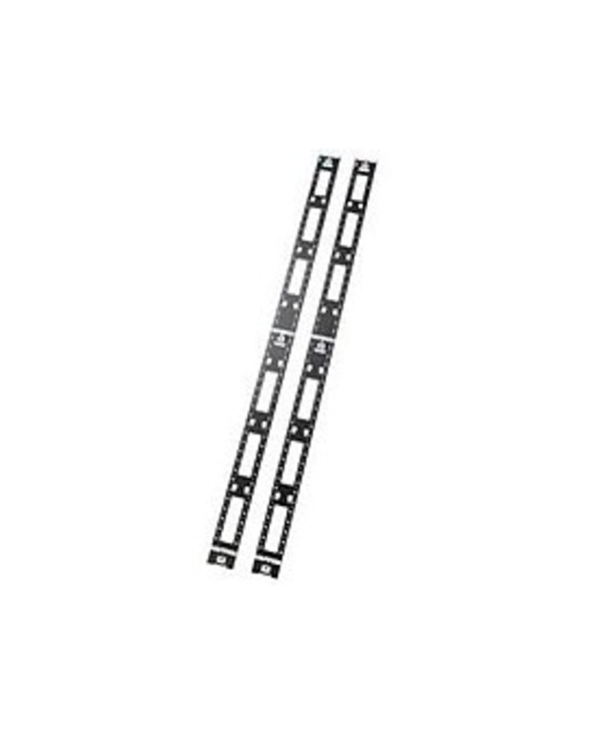 APC NetShelter SX AR7502 Vertical PDU Mount and Cable Organizer - Black