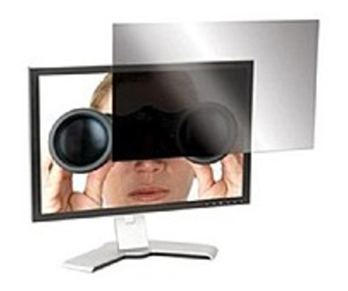Privacy Widescreen Filter for 24-inch LCD Monitor - Targus ASF24WUSZ
