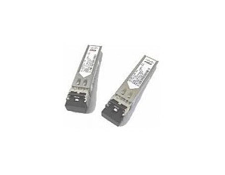Cisco DS-SFP-FC4G-MR SFP (Mini GBIC) Transceiver - Fibre Channel - 4341.76 Mbps