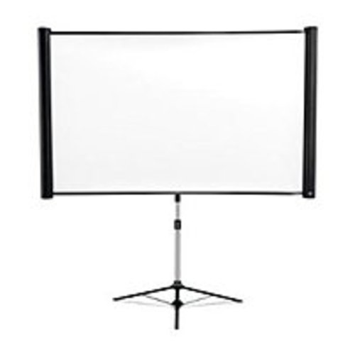 http://www.techforless.com - Epson V12H002S3Y ES3000 Ultra Portable Projector Screen with Tripod – 11.5 x 13.5 inches – Bright White 214.49 USD