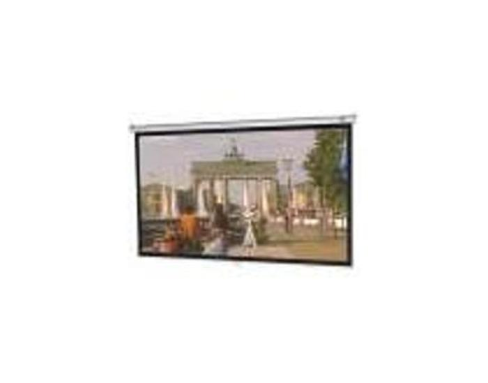 Da-Lite Model B 717068006904 36461 50 x 80 inches Manual Projection Screen - 94-inch Diagonal - Matte White