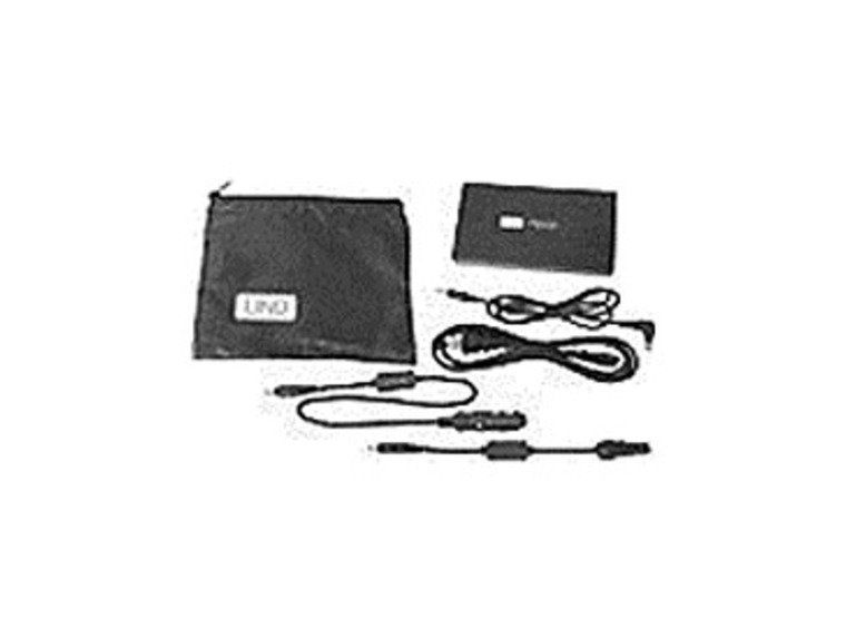 Motion Computing 601.530.02 AC and DC Power Adapter for Tablet PC - Black