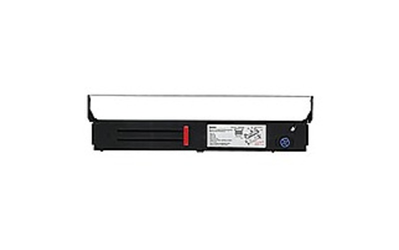 OKI 40629302 Ribbon Cartridge for Microline 4410, Pacemark 4410 Printers - 15 Million Characters - Black