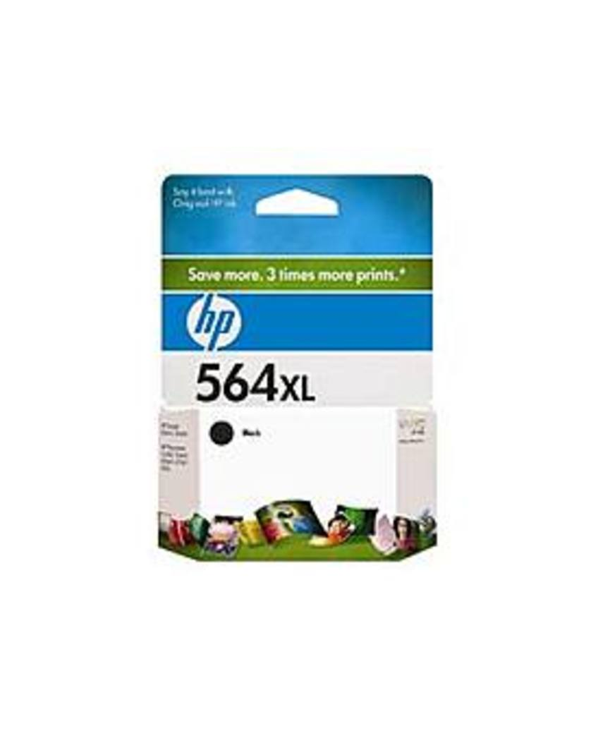 HP CB321WN 564XL Ink Cartridge for Officejet 4620, 4622, Photosmart 5510 B111a, 5514 B111c - 800 Pages - Black