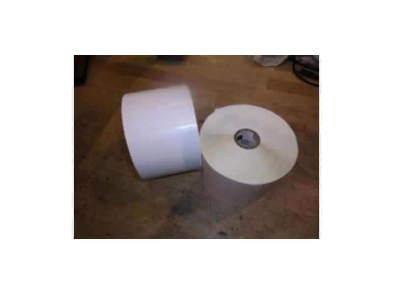 Zebra Z-Select 4000D 10010043 3 x 1 inches Thermal Label - Bright White - Direct Thermal