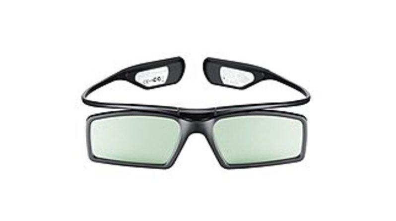 Samsung SSG-3550CR 3D Rechargeable Active Glasses - Black