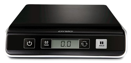 DYMO 1772057 M10 10 1bs Digital Postal Scale for PC, Mac - USB 2.0 - Black