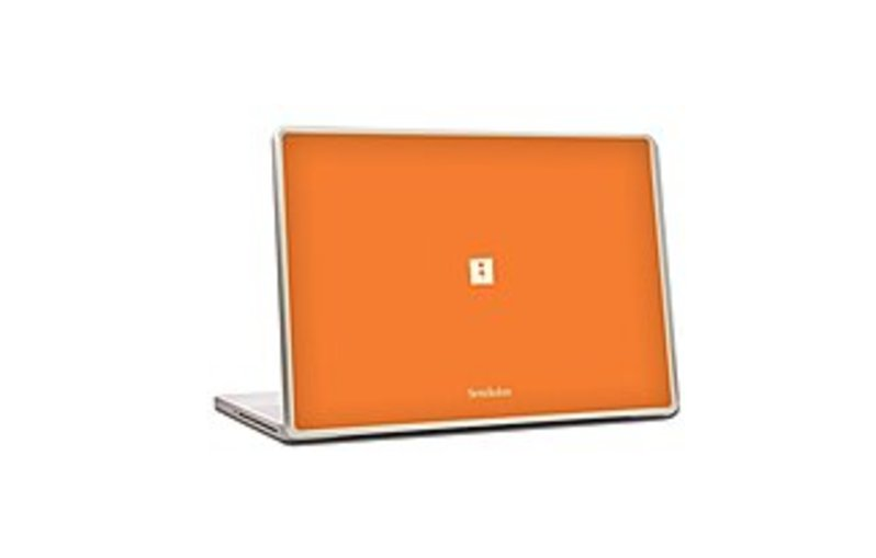 Semikolon 9910016 Removable Skin for 13-inch Laptop - Orange