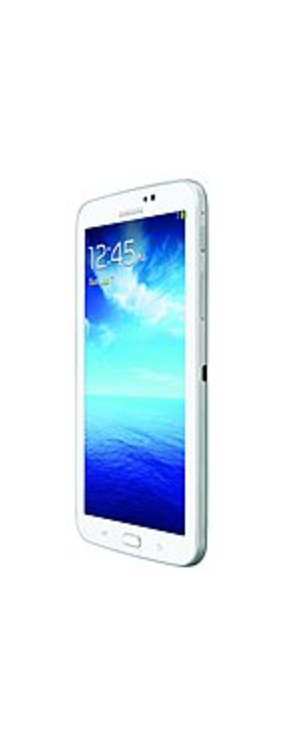 Samsung Galaxy SM-T210RZWYXAR Wi-Fi Tab 3 - Dual-Core 1.2 GHz Processor - 1 GB RAM - 8 GB Storage - 7-inch Multi-Touch Display - Android 4.1 - White