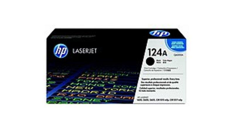 HP Q6000A 124A Print Cartridge for LaserJet 2600n Printer - Laser - 2500 Pages - Black
