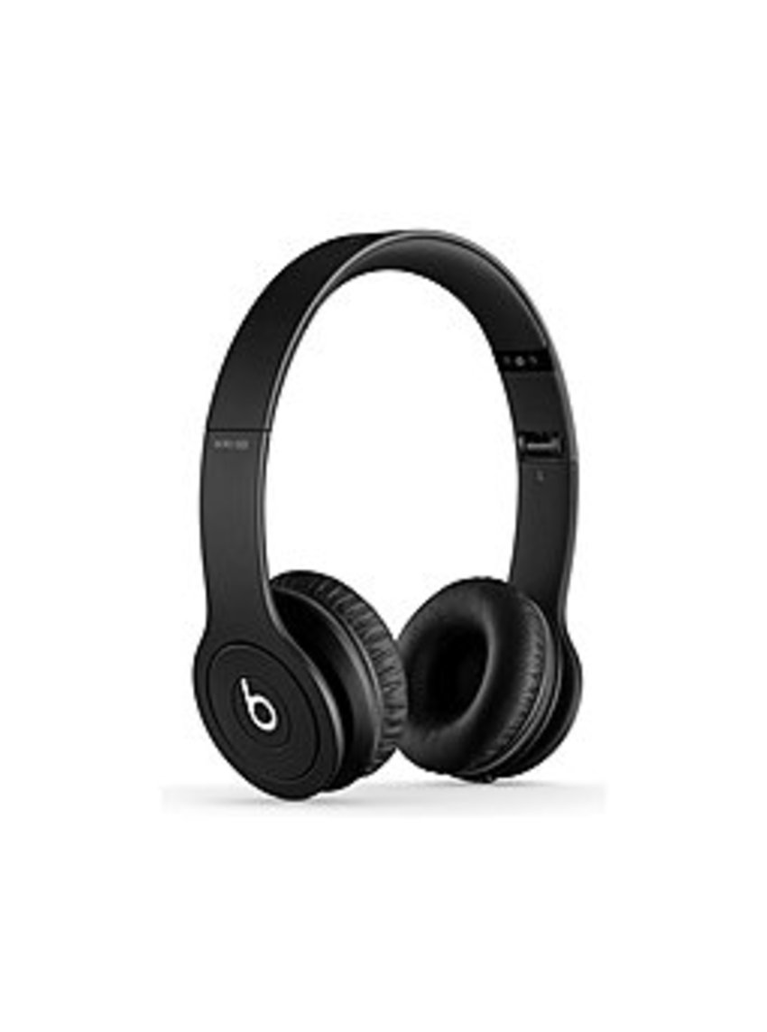 Beats By Dr Dre SOLO HD 900-00153-01 On-Ear Headphone - On-Ear - Stereo - Matte Black