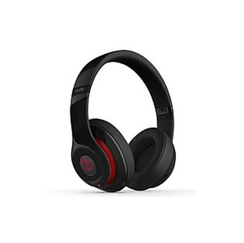Beats Studio 900-00059-01 Over-Ear Headphones - Full Size - Binaural - Stereo - Black