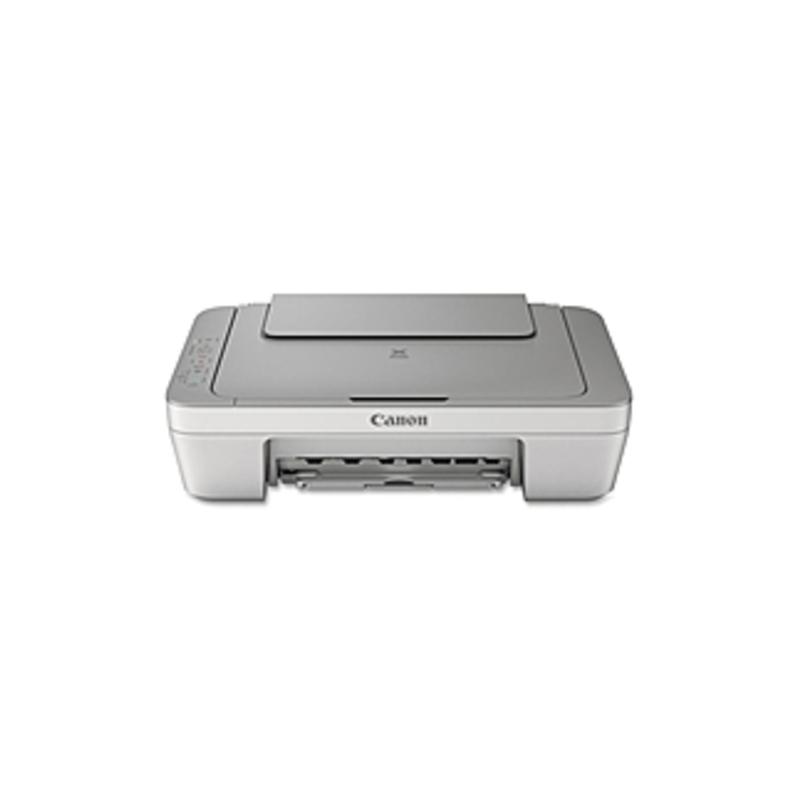 Canon 8328B002 PIXMA MG2420 Inkjet Multifunction Printer - Color - Photo Print - Desktop - Copier/Printer/Scanner - 8 ipm Mono/4 ipm Color Print (ISO)