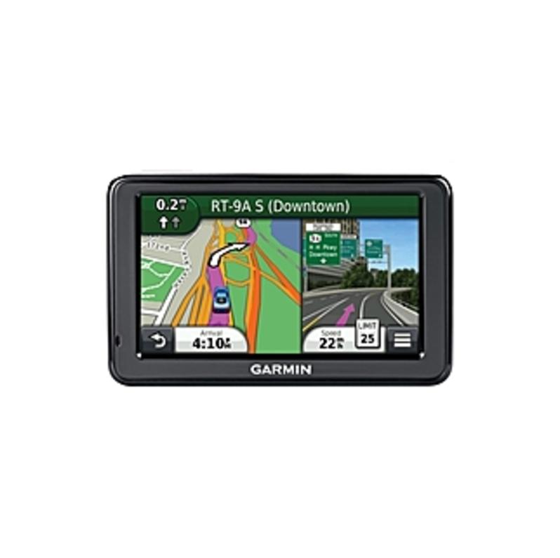 Garmin Nuvi 010-01001-29 GPS Navigator - Lifetime Maps - Text-to-Speech - 4.3-inch Display